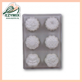 image of EzyMix Mooncake Jelly Mould (22-YT068)
