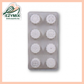 image of EzyMix Mooncake Jelly Mould (22-YT074)