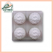 image of EzyMix Mooncake Jelly Mould (22-YT070)