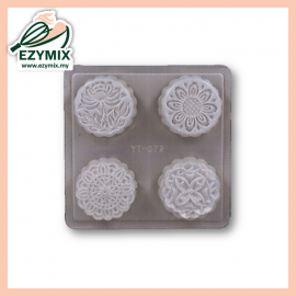 image of EzyMix Mooncake Jelly Mould (22-YT072)