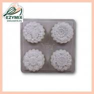 image of EzyMix Mooncake Jelly Mould (22-YT057)