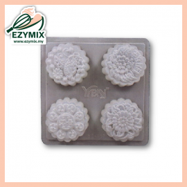 image of EzyMix Mooncake Jelly Mould (22-YT057)