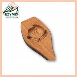 image of EzyMix Wood Mould - Peach (16-CT16)