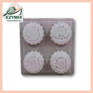 image of EzyMix Mooncake Jelly Mould (22-YT090)