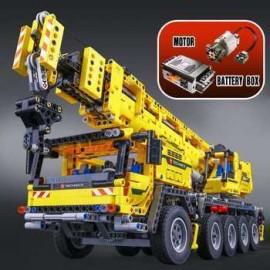 image of LEPIN 20004 Mobile Crane Mk II