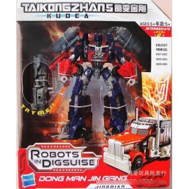 image of Taikongzhans Kudea Optimus Prime Robots in Digsuise No.H-601