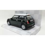 image of KiNSMART Toy/Diecast Model/1:28 Scale/Mini Cooper S