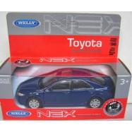 image of Welly DieCast Model/1:36 Scale/Japan Toyota Camry toy/Pull Back Educational Collection