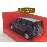 WELLY 1:24 High Simulation Mercedes Benz G-Class City SUV Cross Country Diecast Car Alloy Classic Model Car Toys