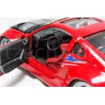 Newray 1:24 DIECAST Nissan Fairlady 350Z Car Red Color Model