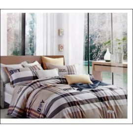 image of Comfort Night Comforter Set 100% Cotton King/Queen/Super Single Dreamynight Bedding