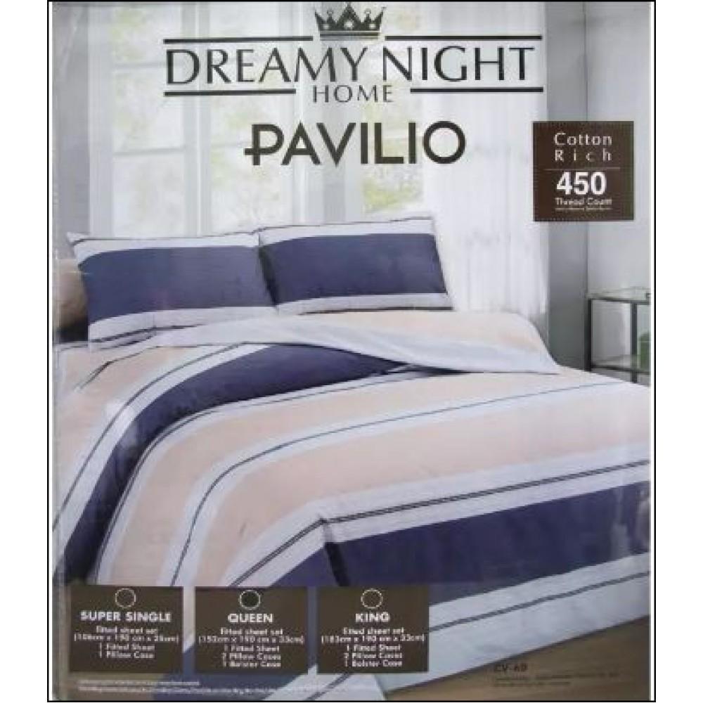 Pavilio Cotton Rich Comforter Set