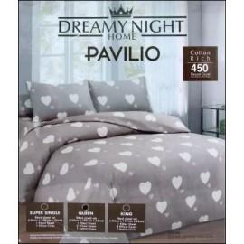 image of Pavilio Cotton Rich Comforter Set