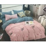 FANTASY HOME COMFORTER SET KING/QUEEN