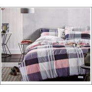 image of Comfort Night Fitted Set 100% Cotton King/Queen/Super Single