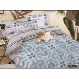image of FANTASY HOME FITTED SET KING/QUEEN/SUPER SINGLE Dreamynight Bedsheet