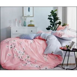 image of Comfort Night Comforter Set 100% Cotton King/Queen/Super Single