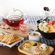 image of Afternoon Tea Set for two (2) person