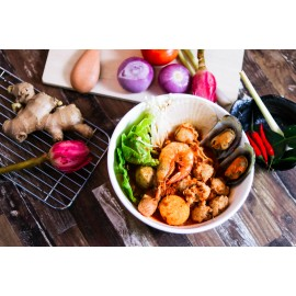 image of RM 30  Cash Voucher for Tomyum Noodle + Free two (2) drinks