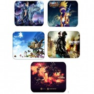 image of Gaming Mouse Pad High Quality Anti-Slip Rubber Multi-Choice