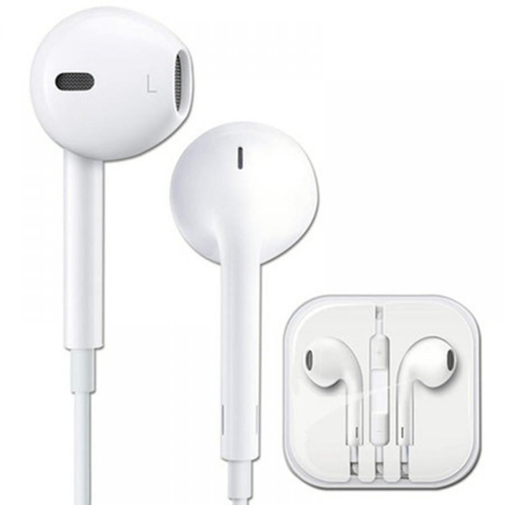 Bolida Earphone For Apple Gadget (100m) - White