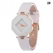 image of Women's Luxury Elegant Ruby Watch GE-007