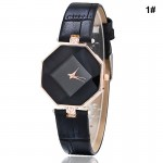 Women's Luxury Elegant Ruby Watch GE-007