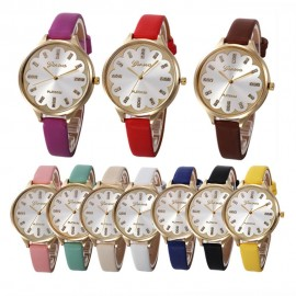 image of Geneva GE-011 Women's Fashion Elegant Watch