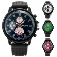 image of WEIJIEER 5015 Casual Outdoors Military Fashion Sports Men's Watch