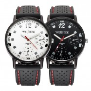 image of WEIJIEER 8668 Men's Adult Kids Boy's Casual Quartz Watch