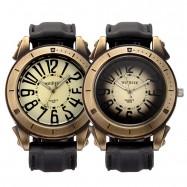 image of WEIJIEER 5605 Men's Outdoor Casual Sports Quartz Watch (Black/White)