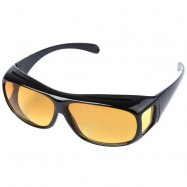 image of Unisex HD Night Vision UV400 Protection Driving Glasses