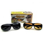 Unisex HD Night Vision UV400 Protection Driving Glasses