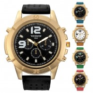 image of WEIJIEER 5848 Men's Casual Outdoor Military Fashion Sports Adult Men's Watch