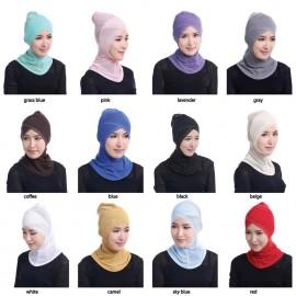 image of Tudung Sarung / Instant Shawl Hijab MU-22