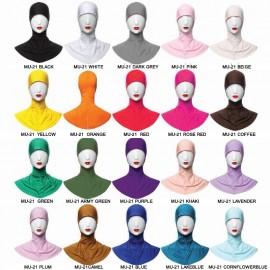 image of Tudung Sarung / Muslim Women's Headscarf Shawl MU-21