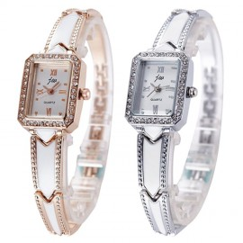 image of JW Crystal JW-004 Women's Elegant Lady Bracelet Watch