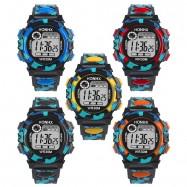 image of HONHX Men's Adult Children Digital Watch