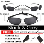 Original Tangion Polarized UV 400 Protection Driving Men Sunglasses