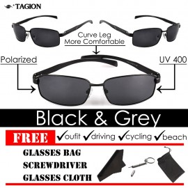 image of Original Tangion Polarized UV 400 Protection Driving Men Sunglasses