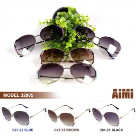image of AIMI Women's Fashion Outing Sunglasses 32905