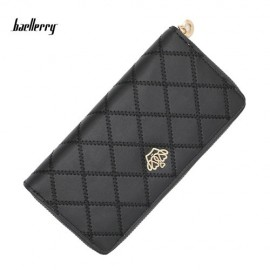 image of Baellerry Big Space ZX-93 Women's Dinner Wallet Purse