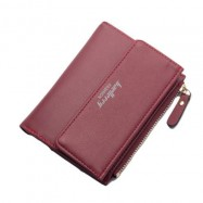 image of Baellerry N2348 Women's Big Space Card Holder Coin Purse Wallet