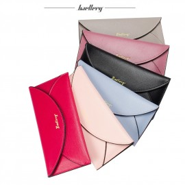 image of Baellerry 5501 Style Women's Elegant Luxury Fold Purse Clutches Wallet