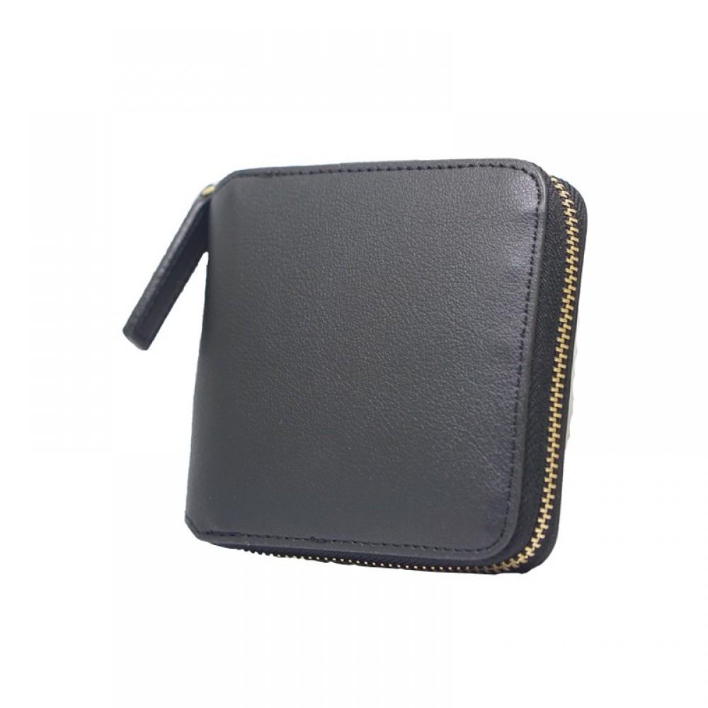 Mini Lady Coin Card Notes Zipper Pouch Wallet Purse