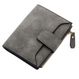 image of Baellerry N2347 Women's Big Space Card Coin Phone Wallet Purse