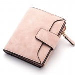 Baellerry N2347 Women's Big Space Card Coin Phone Wallet Purse