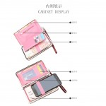Forever Young Lady Casual Elegant Clutches Purse - 10 Colors WLT-160