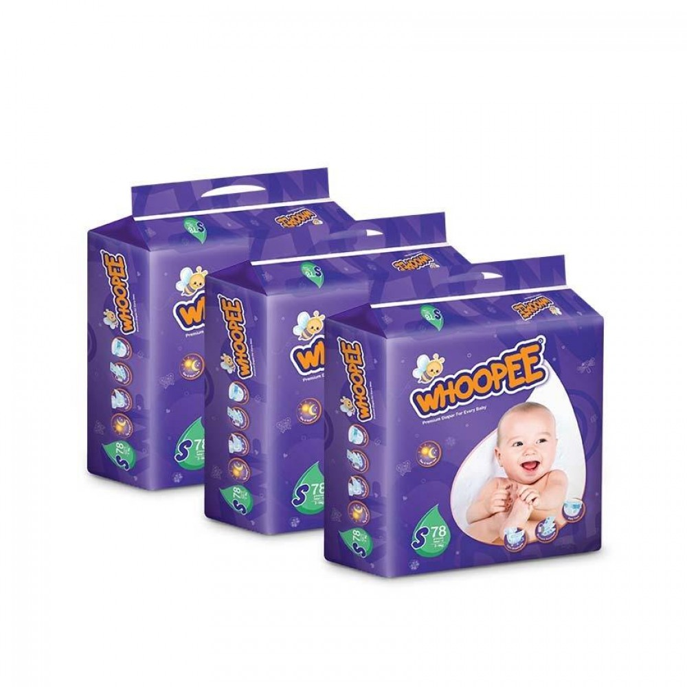 Whoopee Baby Diaper Tape