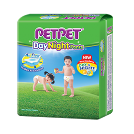 image of PetPet Day & Night Pants x 2packs